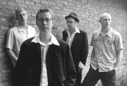 The Little Louis Bluesband 3rd lineup 2002