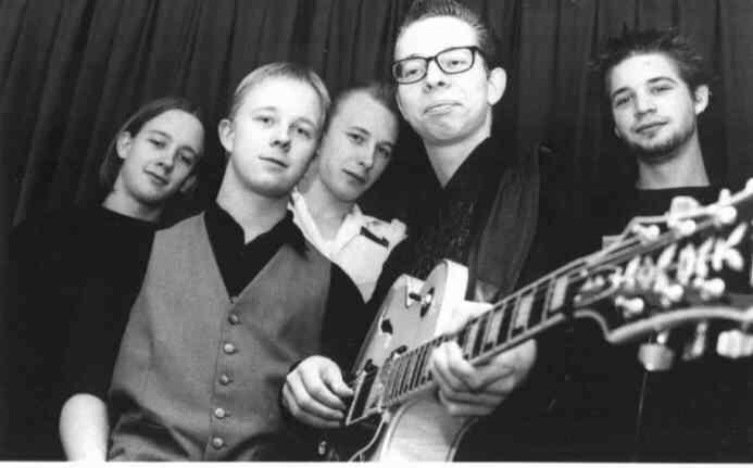 Little Louis Bluesband mk I - 1997