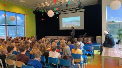 Little Louis - Roots Schoolvoorstelling