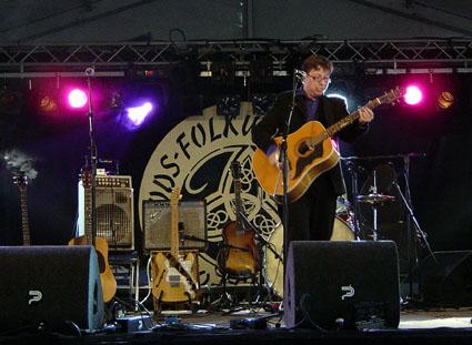 Little Louis / Songwriters United - Folkwoods Festival 2006