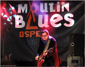 Little Louis - Moulin Blues Ospel 2008