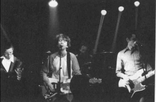 Smalltown Romeos 1999 - Winston Kingdom Amsterdam