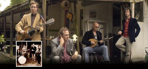Songwriters United 2007 Photo: Ralf Collaris. Louis van Empel, Eric Devries, Eric van DIjsseldonk, BJ Baartmans